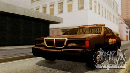 Elegant Nuclear Security pour GTA San Andreas