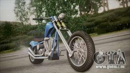 LCC Hexer GTA 5 HQLM für GTA San Andreas