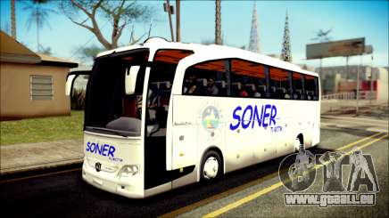Mercedes-Benz Travego Soner Turizm pour GTA San Andreas