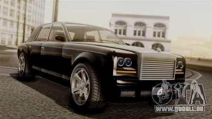 GTA 5 Enus Super Diamond pour GTA San Andreas