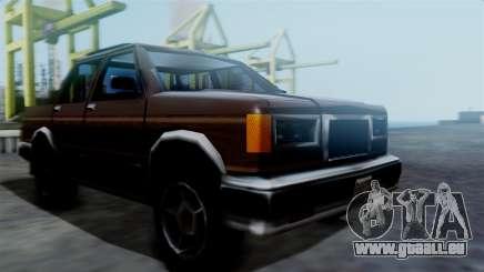 Landstalker Pickup für GTA San Andreas