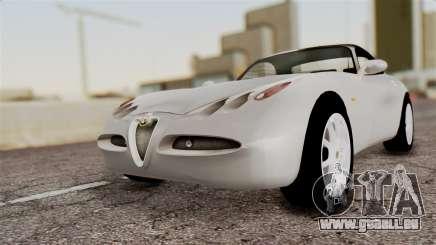 Alfa Romeo Nuvola pour GTA San Andreas
