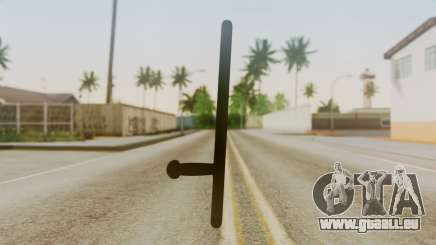 Police Baton from Silent Hill Downpour v1 für GTA San Andreas