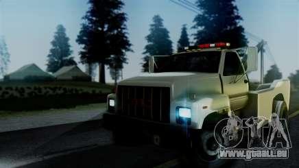 GMC Topkick Towtruck für GTA San Andreas
