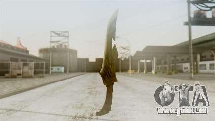 Elven Dagger pour GTA San Andreas