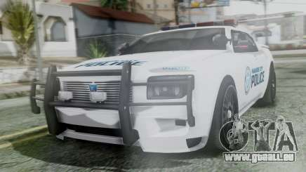 Hunter Citizen v3 IVF für GTA San Andreas