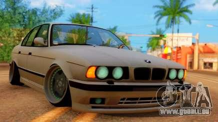 BMW M5 E34 Stance für GTA San Andreas