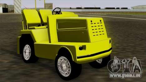 GTA 4 Airtug HQS pour GTA San Andreas
