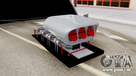 Stafford Tuning pour GTA San Andreas vue arrière