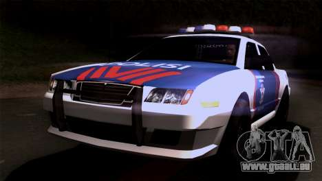 Indonesian Police Type 2 pour GTA San Andreas