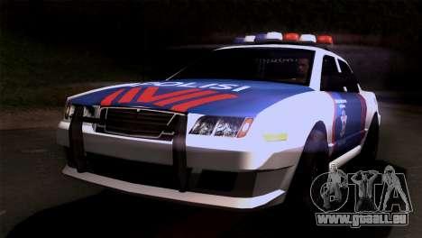 Indonesian Police Type 2 für GTA San Andreas