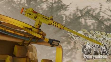 SOC-T from CoD Black Ops 2 pour GTA San Andreas vue de droite