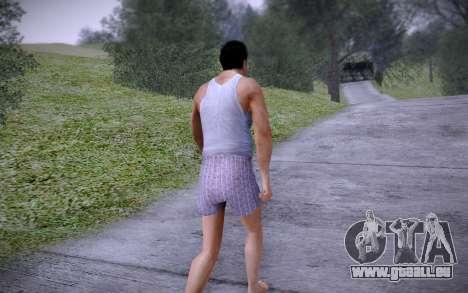Joe Home pour GTA San Andreas quatrième écran