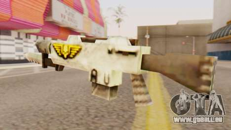 Warhammer M4 pour GTA San Andreas deuxième écran