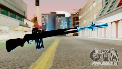 Fulmicotone Rifle pour GTA San Andreas