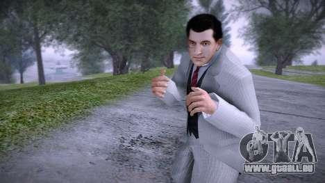 Joe Last Skin für GTA San Andreas zweiten Screenshot