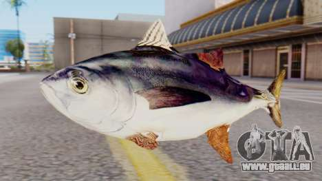 Tuna Fish Weapon für GTA San Andreas