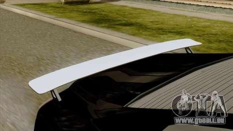 GTA 5 Albany Alpha v2 IVF pour GTA San Andreas vue de droite