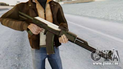 Arsenal AKM pour GTA San Andreas troisième écran