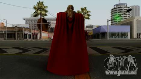 Thor from The Avengers 2 für GTA San Andreas dritten Screenshot