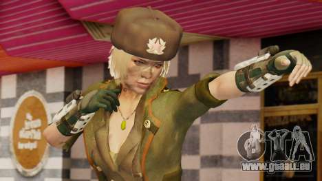 Sonya Motherland [MKX] pour GTA San Andreas