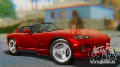 Dodge Viper RT-10 1992 für GTA San Andreas
