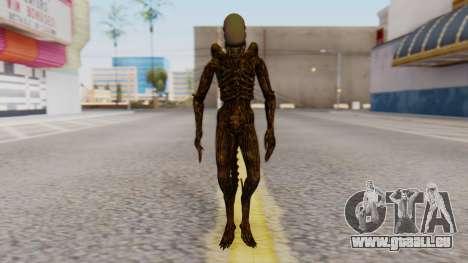 Étranger pour GTA San Andreas deuxième écran