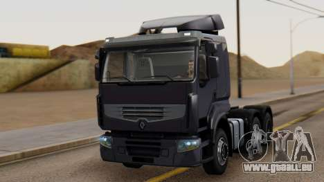 Renault Premuim 6x4 pour GTA San Andreas