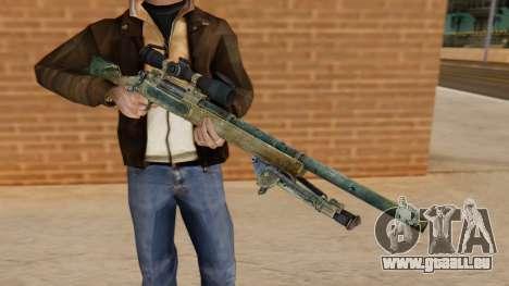 [SGW2] M24 für GTA San Andreas dritten Screenshot