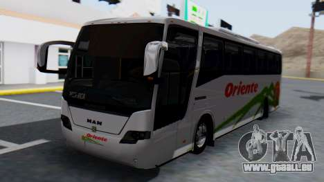 Busscar Elegance 360 für GTA San Andreas