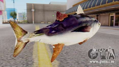 Tuna Fish Weapon für GTA San Andreas zweiten Screenshot