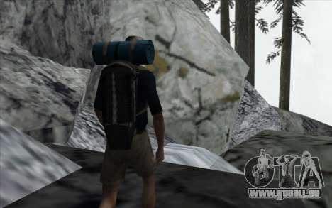 Wasserfall v0.1 Beta für GTA San Andreas fünften Screenshot