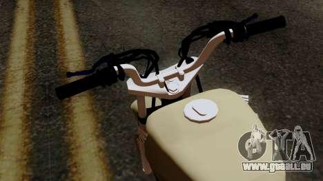 CB1 Stunt Imitacion für GTA San Andreas rechten Ansicht