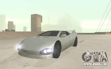 GTA 3 Infernus SA Style v2 pour GTA San Andreas