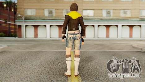 Dancing Girl pour GTA San Andreas troisième écran