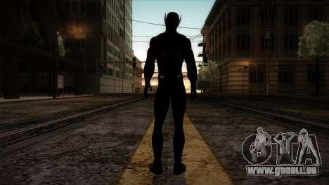 The Flash pour GTA San Andreas troisième écran