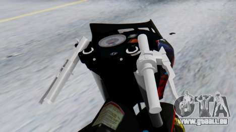 Satria FU Drag pour GTA San Andreas vue de droite