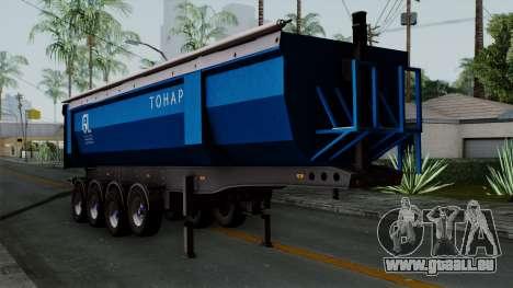 Trailer Tohap pour GTA San Andreas
