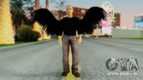 Dark Angel pour GTA San Andreas deuxième écran