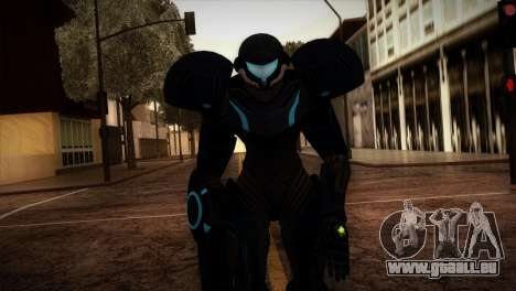 Dark Samus pour GTA San Andreas