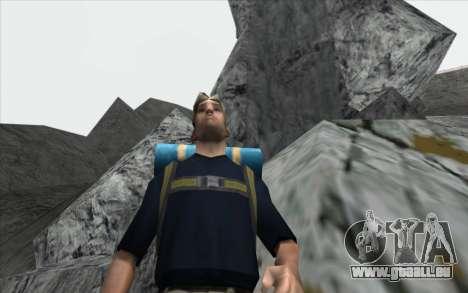 Cascade v0.1 Beta pour GTA San Andreas septième écran
