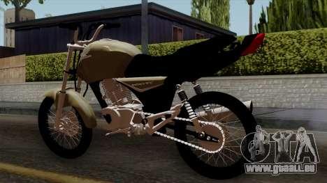 CB1 Stunt Imitacion für GTA San Andreas linke Ansicht