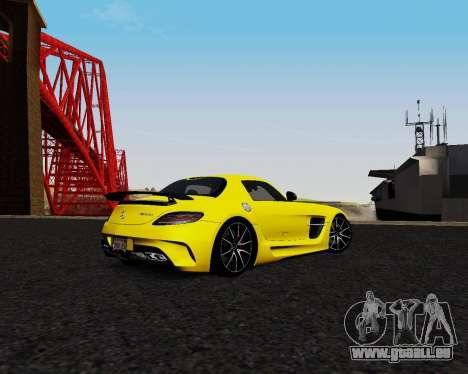 ENB for Low PC pour GTA San Andreas cinquième écran