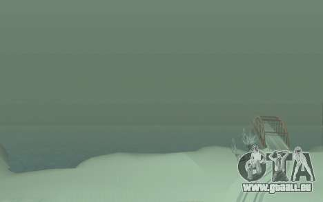 Winter Timecyc für GTA San Andreas fünften Screenshot