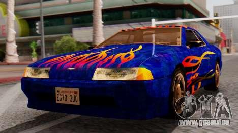 Elegy First Vinyl MQ für GTA San Andreas