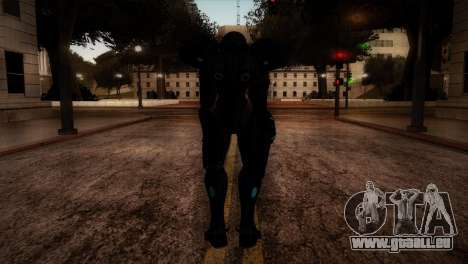 Dark Samus pour GTA San Andreas troisième écran