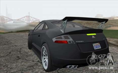 ENBSeries For Low PC v5.0 pour GTA San Andreas deuxième écran