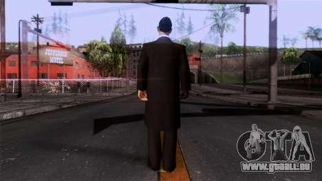 La peau de la mafia pour GTA San Andreas troisième écran
