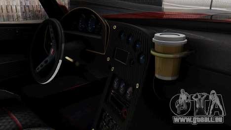 GTA 5 Banshee Dirt pour GTA San Andreas vue de droite