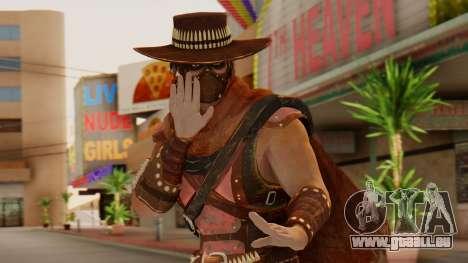 Erron Black [MKX] pour GTA San Andreas